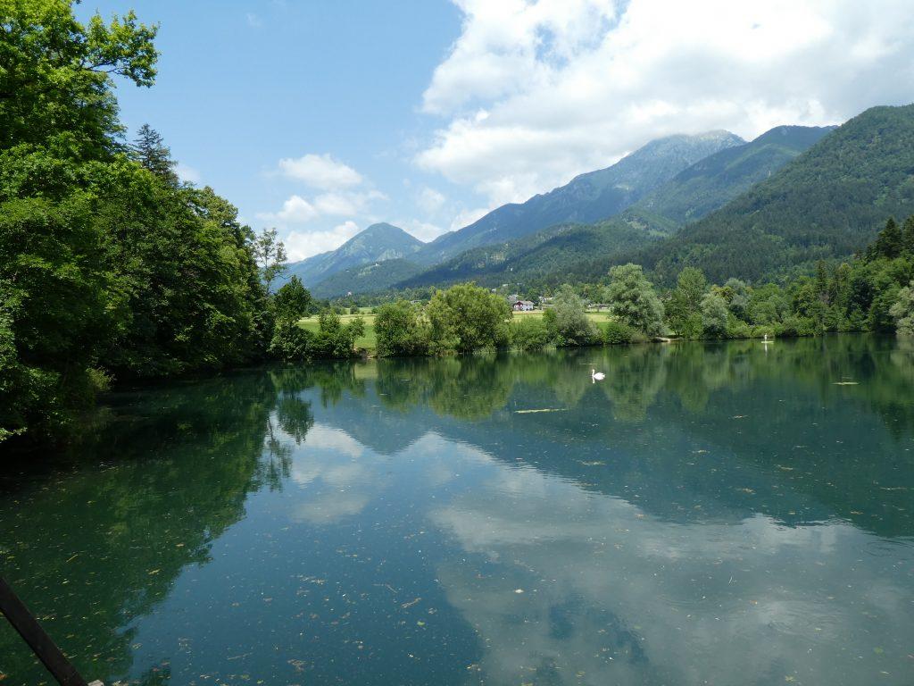 Jezero Črnava, Preddvor, Gorenjska